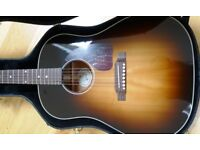 """Gibson J-45 Acoustic Guitar """"Mint/New"""" condition"""