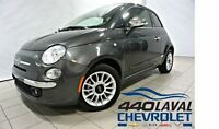 2014 Fiat 500C LOUNGE CUIR CONVERTIBLE *** Liquidation ***