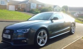 Audi A5 3.0 V6 Tdi Quattro (245) S Tronic (Extended Black Edition Spec)