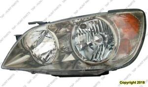 Head Lamp Driver Side Hid Lens And Housing Fits 01-02 All/03-04 Without Sports Package High Quality Lexus IS300 2001-200