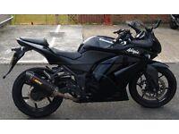 Kawasaki Ninja EX250R 2011