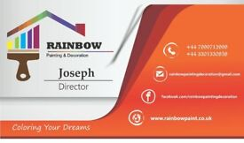 Rainbow Painting and Decorating Hight Quality Service