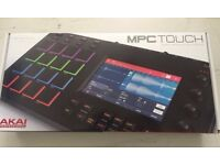 AKAI MPC Touch - like new, about 6 months old (hardly used) boxed, cables, documents etc.