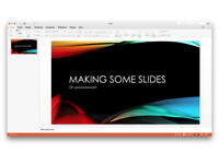 MICROSOFT OFFICE SUITE 2016 for MAC OSX