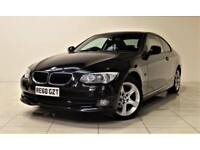BMW 3 SERIES 2.0 320D SE 2d 181 BHP (black) 2010
