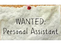 Personal Assistant Required in Monifieth