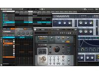 MUSIC/AUDIO PLUG-INS MAC-PC
