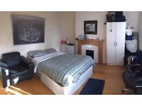 #GOOD SIZE DOUBLE ROOM IN CLEAN FLAT-SHARE} EALING