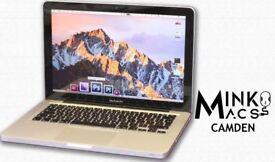 13' APPLE MACBOOK PRO 2.5Ghz i5 8GB 120GB+500GB SSD Minko's Macs WARRANTY Charger Good Condition