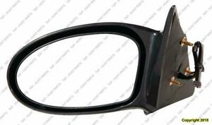 Door Mirror Power Driver Side Gt-Se Models PONTIAC GRAND AM 2002-2005