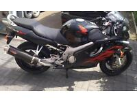 Honda CBR600 2000 W reg
