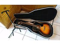 Freshman Mahogany Acoustic Guitar