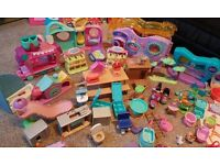 little pet shop , an enormous amount as shown in pictures