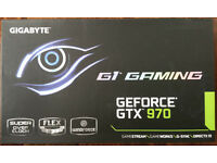 Gigabyte GTX 970 G1 Gaming PCI Express Graphics Card