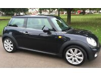 AUTOMATIC MINI COOPER LEATHER TRIM COOPER S ALLOY WHEELS TINTED WINDOWS AUTO MINI COOPER