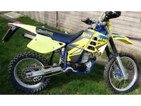 Husaberg FE600e 1998 - Electric Start , 1 owner from NEW