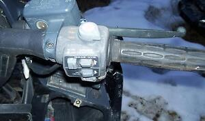Honda Goldwing 1500 GL1500 kill switch starter cruise control