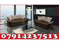 THIS WEEK SPECIAL OFFER BRAND NEW LUXURY SHANNNON 3 & 2 SOFA SET 006