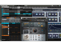 MUSIC PLUG-INS FOR MAC OR PC...
