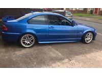 BMW 2003 E46 330Ci M Clubsport Auto