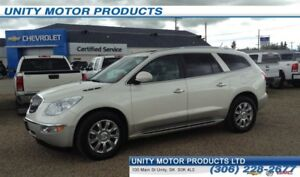 2011 Buick Enclave CXL - 7 passenger seating, heated front seats