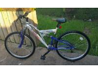 Adults townsend MOHAWK mountain bike for sale