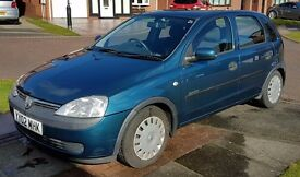 Vauxhall Corsa 1.4 comfort - 5dr - !!!UPDATED PRICE!!!