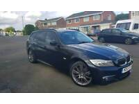 BMW 320d sport plus edition touring