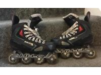 Bauer Vapour x40 Roller Hockey Inline Skates
