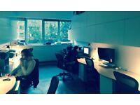 Desk Space in Creative Notting Hill Studio