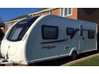 2015 Swift Challenger Sport 586 Touring Caravan