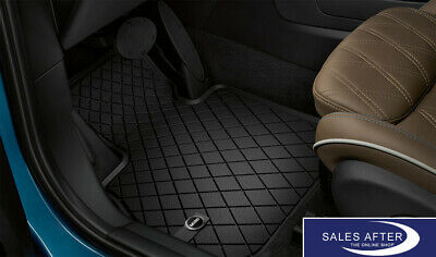 Fußmatten PERFORMANCE vers Farben für BMW Mini One 3-Türer F56 ab Bj 2014