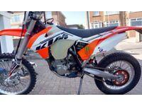 KTM 450 EXC (Fi) 2014