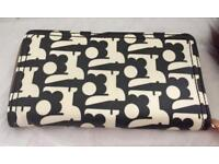 Brand New Orla Kiely bunny print purse