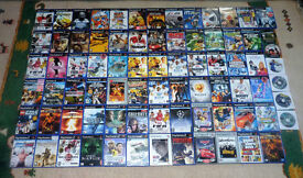 PS2 Games Collection - 79 Games