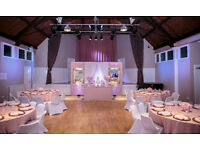 Enjoy your party/wedding in our beautiful Venue at Subud Barnet Centre
