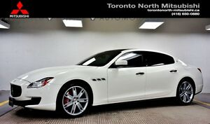 2014 Maserati Quattroporte GTS NO ACCIDENT