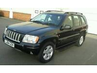 2004 JEEP GRAND CHEROKEE LPG 4.0 LIMITED EDITION