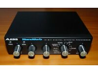 Alesis Nanoverb 16 bit digital effects processor