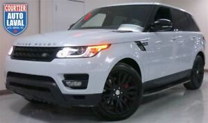 2015 Land Rover Range Rover Sport Supercharged Dynamic-FULL EQUI