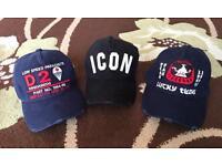 Dsquared DsQ2 caps hat