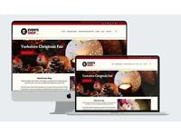 HIGH QUALITY WEBSITE DESIGN - Mobile friendly websites from £499