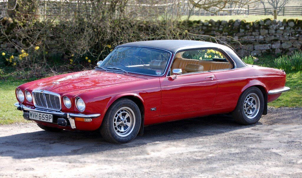 Exceptional Jaguar XJ Coupe   4.2   1975