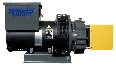 Winco 27ptoc4 23500w Running Pto Generator 120240v 1ph 540rpm Avr Need 56hp Pto