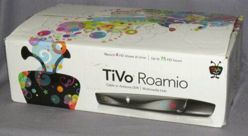 TiVo Roamio HD DVR TCD846500 (500GB) w/ Remote - needs account activation