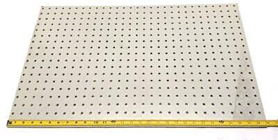 Pegboard Peg Board Hardboard Wall Organizing Tool And Accessory Panel 48 X 28