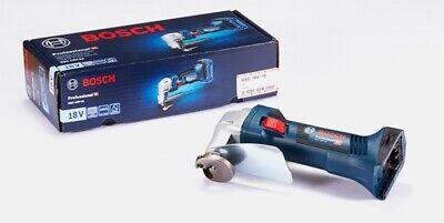 Bosch Metal Shear Gsc18v-16 Cutting Tools Body Only Cordless 18v Bare Tool