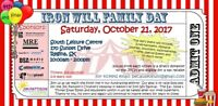 TICKETS AVAILABLE: Iron Will Family Day