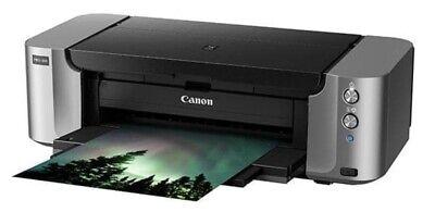 Brand new Canon Pixma Pro-100 Wireless Color  Printer NWOB *read*