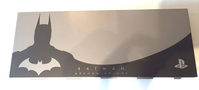 Genuine Sony PS4 Faceplate HDD Cover - Batman